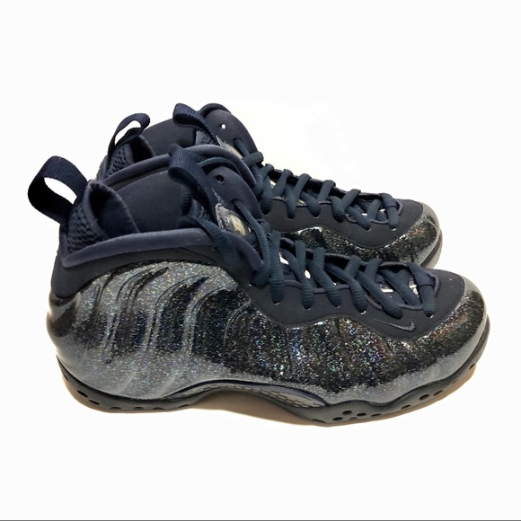Nike Air Foamposite One PRM Triple Black Black END.